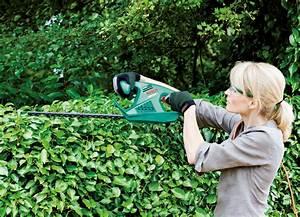 Taille Haie Leger : ahs 45 16 taille haies jardin bosch ~ Premium-room.com Idées de Décoration