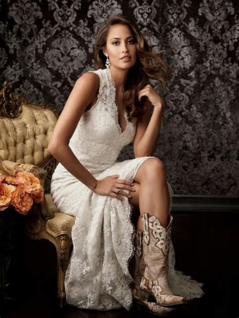 size country western wedding dresses  bb fashion