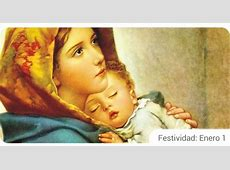 Solemnidad de Santa María, Madre de Dios Encuentracom