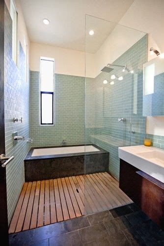 modern bath bathroom layout