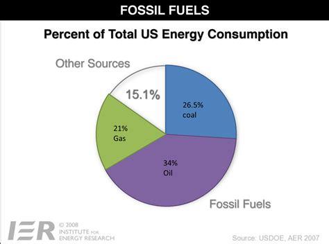 Fossil Fuels Pi Chart Ndhautportfolio250