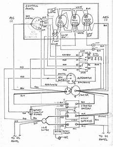 wiring to and from the alternator the hull truth With ignition switch wiring question the hull truth boating and fishing