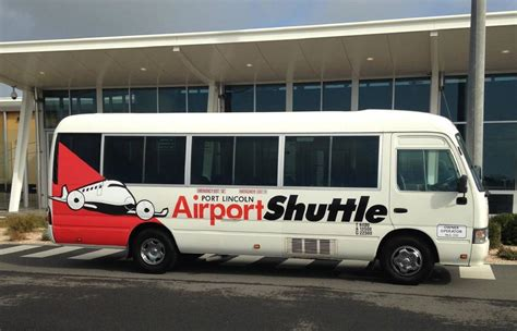 Shuttle Service by New Shuttle For Airport Port Lincoln Times