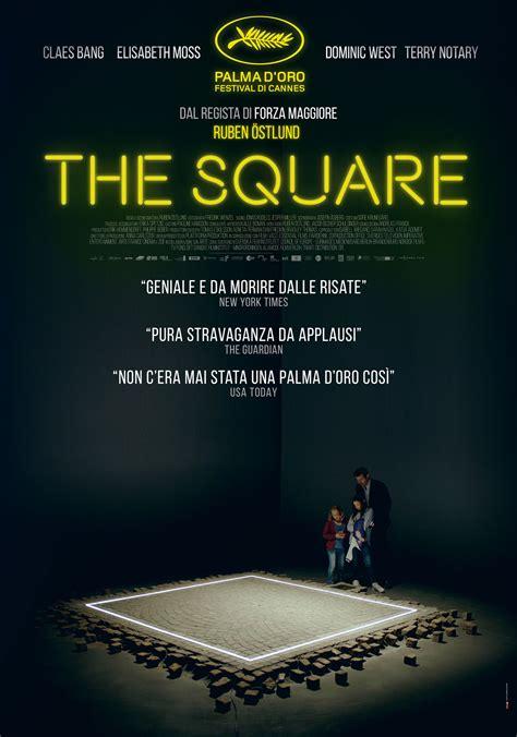The Square, Trailer E Poster Del Film Vincitore Di Cannes