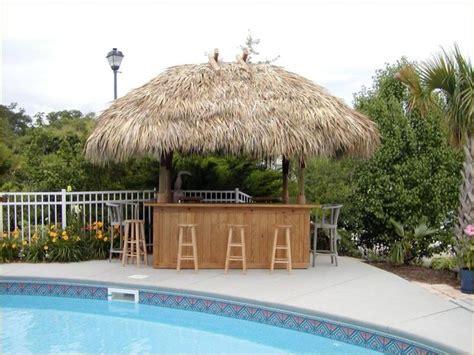 backyard tiki huts 17 best images about tiki huts bars on pinterest backyards bar and outdoor tiki bar