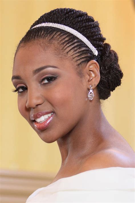 hair styling for weddings 5 breathtaking wedding braided hairstyles for black 8486