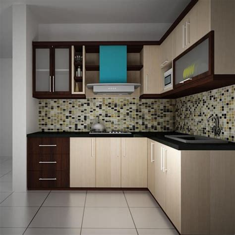 Ide Kitchen Set Minimalis Menarik  Portal Double Play