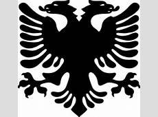 Albanian Eagle Flag of Albania Logo Vector EPS Free