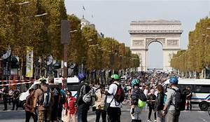 Dimanche Sans Voiture Paris : paris sans voiture moins de dioxyde d 39 azote pour le grand bonheur des pi tons l 39 express styles ~ Medecine-chirurgie-esthetiques.com Avis de Voitures
