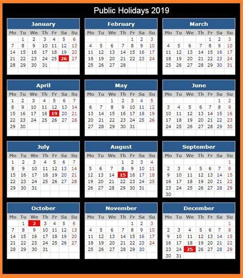 calendar holidays printable holiday calendar