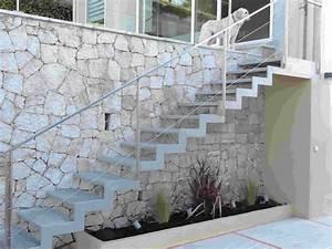 habillage escalier beton exterieur 2 escalier With escalier de maison exterieur 2 escalier exterieur alpes maritimes cannes antibes