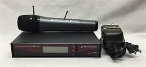 Sennheiser True Diversity Receiver Ew 100 G2 W   Wireless