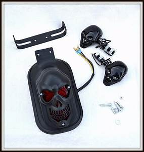 Plaque Moto Pas Cher : support de plaque moto avec clignotant ~ Maxctalentgroup.com Avis de Voitures
