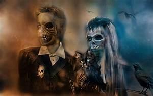 Dark, Skull, Evil, Horror, Skulls, Art, Artwork, Skeleton, Wallpapers, Hd, Desktop, And, Mobile