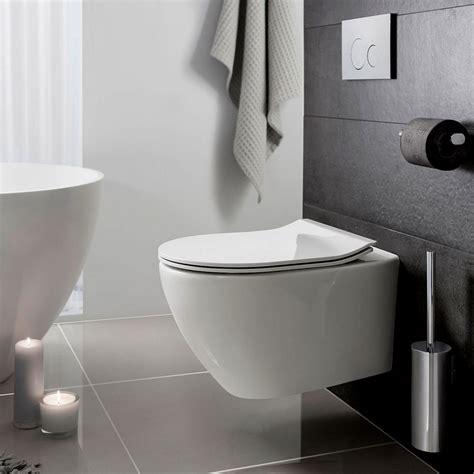 bauhaus svelte wall hung toilet bathrooms direct yorkshire