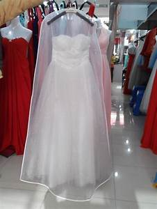 hot selling wedding dress gown bag garment cover travel With wedding dress travel bag