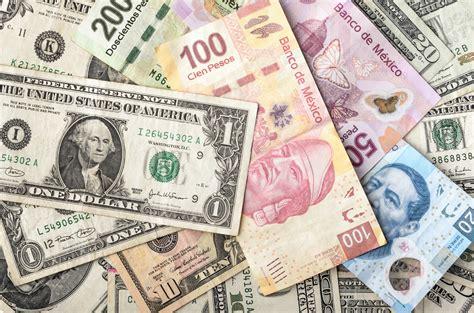 El Dólar Baja A 19.30 Pesos A La Venta En Bancos