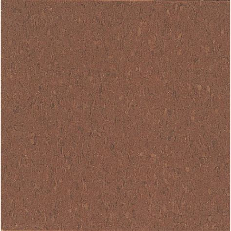 vct vinyl tile armstrong imperial texture vct 12 in x 12 in cinnamon brown standard excelon commercial vinyl
