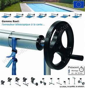 Bache Piscine Sur Mesure : enrouleur bache piscine sur mesure ~ Dailycaller-alerts.com Idées de Décoration