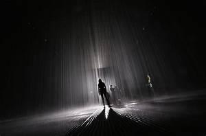 Rain Room @ the MoMA