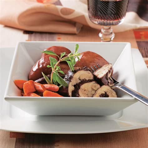 recettes cuisine et vins de coq au vin et pommes de terre recettes cuisine et
