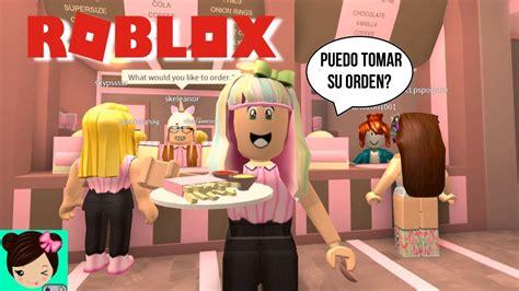 Desfilando en roblox fashion frenzy con ti… titit juegos roblox princesas : Trabajo en un Restaurante de Comida Rapida - Roblox Roleplay Titi Juegos - YouTube