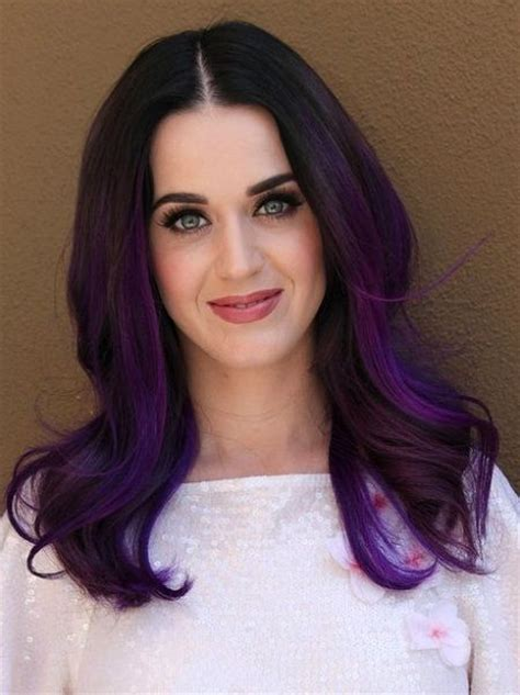 Katy Perry Hair Color Violet Image Hair Color Violet Color