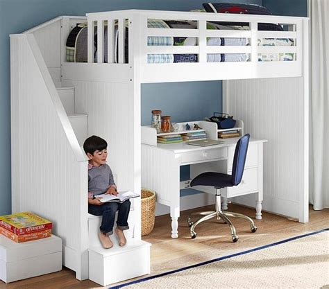 kids loft bed with desk why you should pick kids bunk beds with desk blogbeen