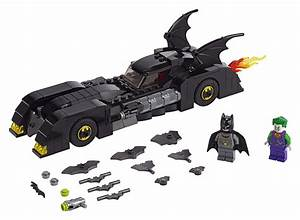 Lego Batman Batmobile : six new lego batman 80th anniversary sets let you build your own gotham city the beat ~ Nature-et-papiers.com Idées de Décoration