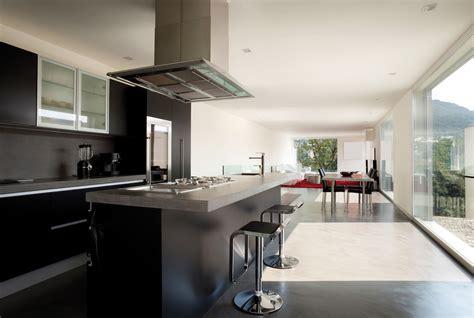 cuisine avec bar ouvert sur salon cuisine et pourquoi pas le style industriel déco le des astuces déco