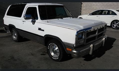 where to buy car manuals 1992 dodge ramcharger interior lighting 1992 dodge ramcharger for sale 12 used cars from 2 275