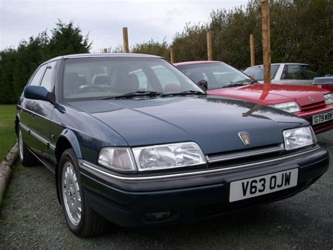Pictures Of Rover 800 Coupe 1997 Auto Databasecom