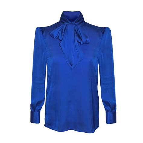 blue blouses jeetly blue blouse