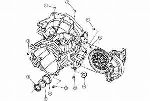 07 Dodge Caliber Transmission ponents Diagram 07 Free