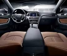 2017 Hyundai Sonata Price  Review  Release date  Redesign  Specs  Hyundai Sonata 2017 Interior