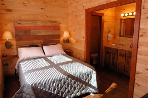 hot tub log cabins   shawnee national forest