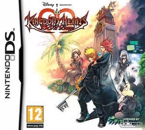 Kingdom Hearts 3582 Days  Nintendo Ds  Games  Nintendo