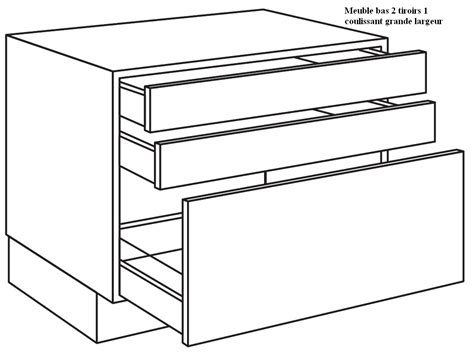 tiroir coulissant meuble cuisine best meuble cuisine tiroir coulissant with meuble cuisine