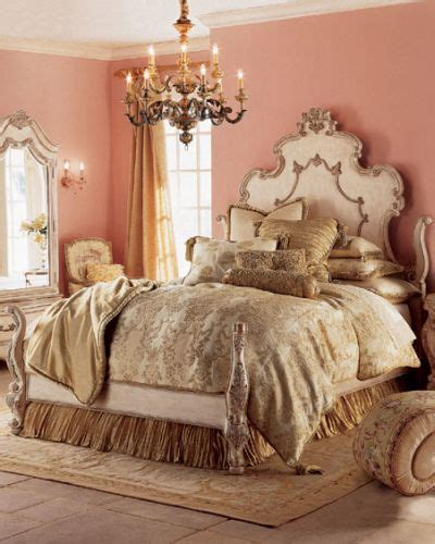 pink and gold bedroom bedroom curtains simple home decoration