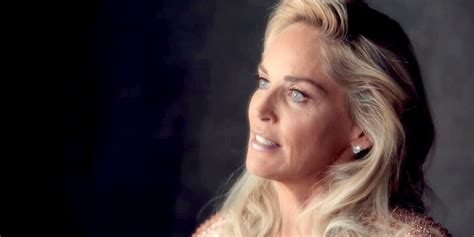 Sharon Stone Shares The Acting Advice That Helped Her Land