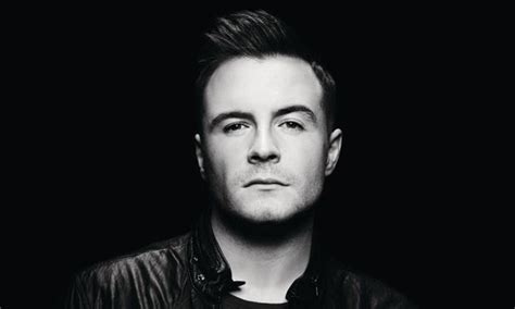 Westlife's Shane Filan Tipped To Represent