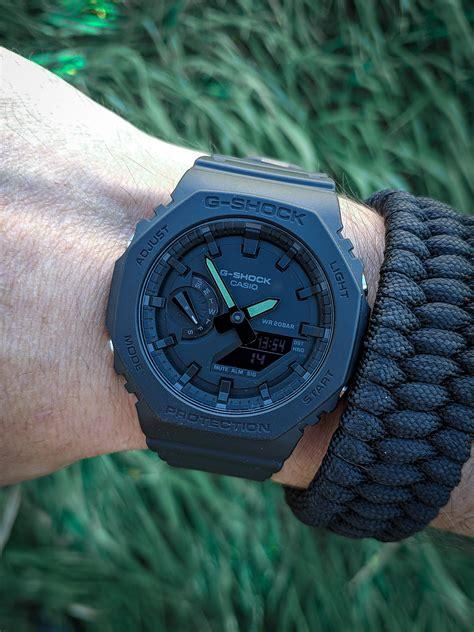 [CasiOak] Stealth mode! : Watches
