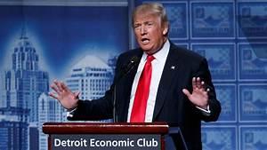 Gene Sperling: Trump's Doubling-Down on Economic ...