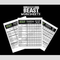 17 Best Images About Beachbody Worksheets And Schedules On Pinterest  P90x, Workout Schedule