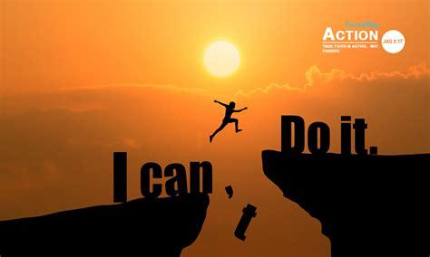 Action--true Faith Is Active, Not Passive