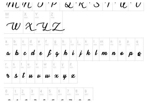 regency script flf baixar de font