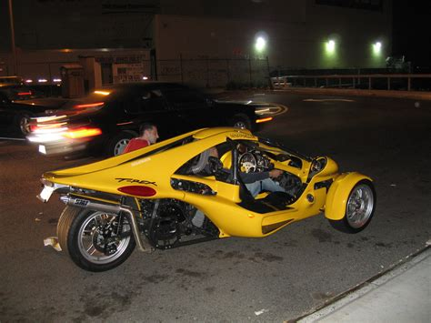 Campagna T-rex Is A 2-seat, 3-wheeled