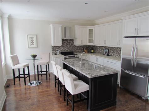 5 foot kitchen table how do you handle a narrow 5 foot wide kitchen space we