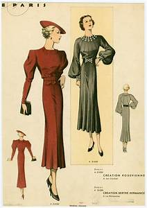1930s fashion MEMEs