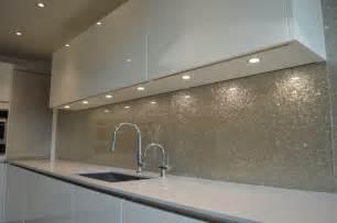 mirrored kitchen backsplash silver premium glass splashbacks creoglass